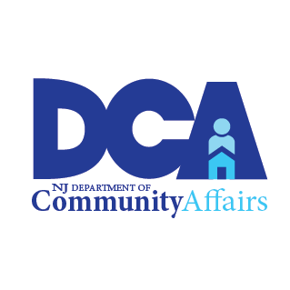 NJ Dept of Community Affairs logo